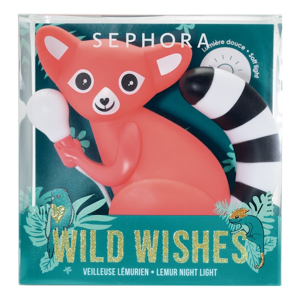 Wild Wishes Lemur Nightlight – Lampička, SEPHORA COLLECTION